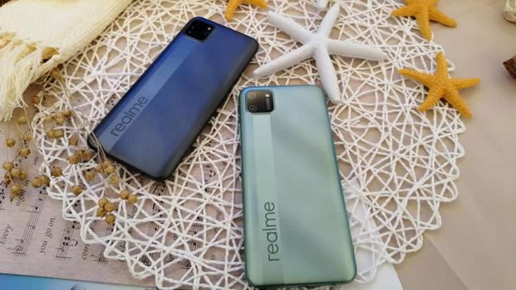 Realme C11 750x422 - VinSmart phát triển thành công điện thoại Vsmart Aris 5G