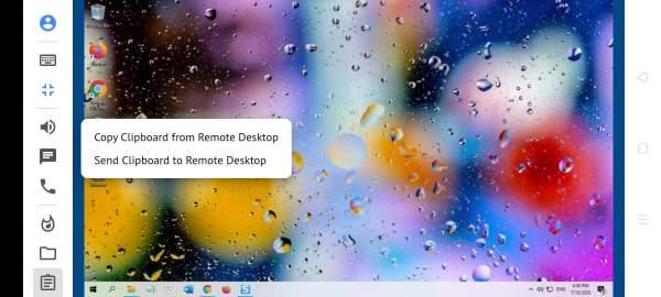 Dùng Getscreen.me điều khiển máy tính từ xa không cần cài đặt 7