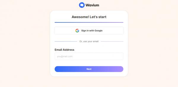 Viết và tạo nhiều trang blog với Wavium 2