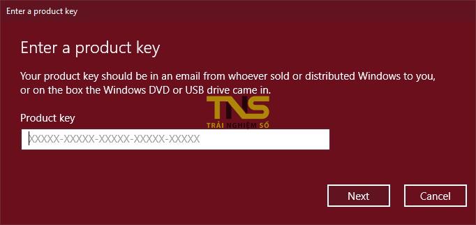 Tắt thông báo Your windows license will expire soon trên Windows 10 10