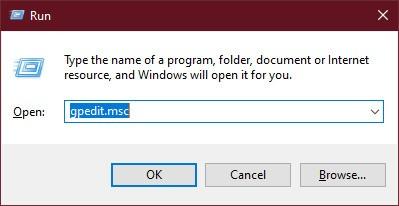 Tắt thông báo Your windows license will expire soon trên Windows 10 4