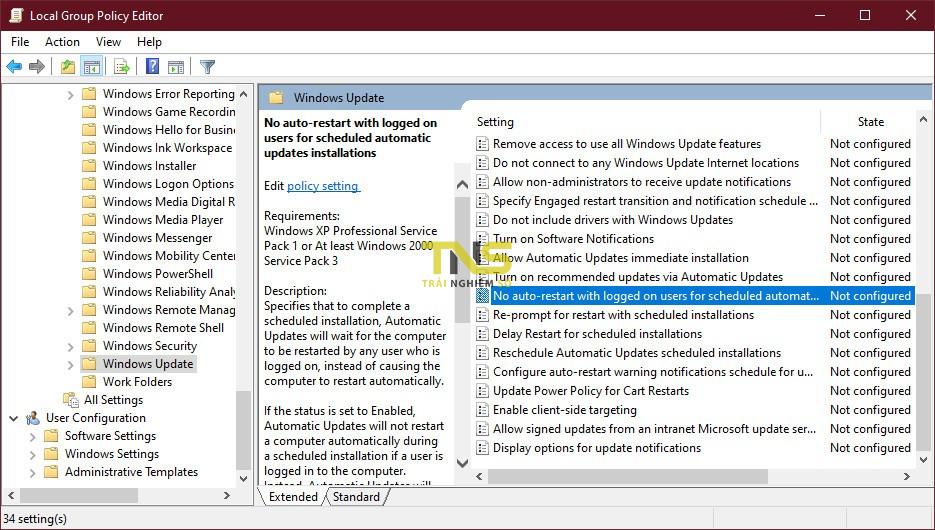 Tắt thông báo Your windows license will expire soon trên Windows 10 5