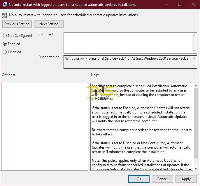 Tắt thông báo Your windows license will expire soon trên Windows 10 6