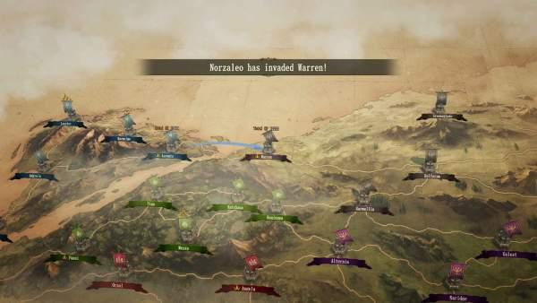 Đánh giá game Brigandine: The Legend of Runersia