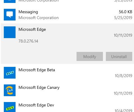 Cách gỡ bỏ Microsoft Edge Chromium bằng PowerShell 1