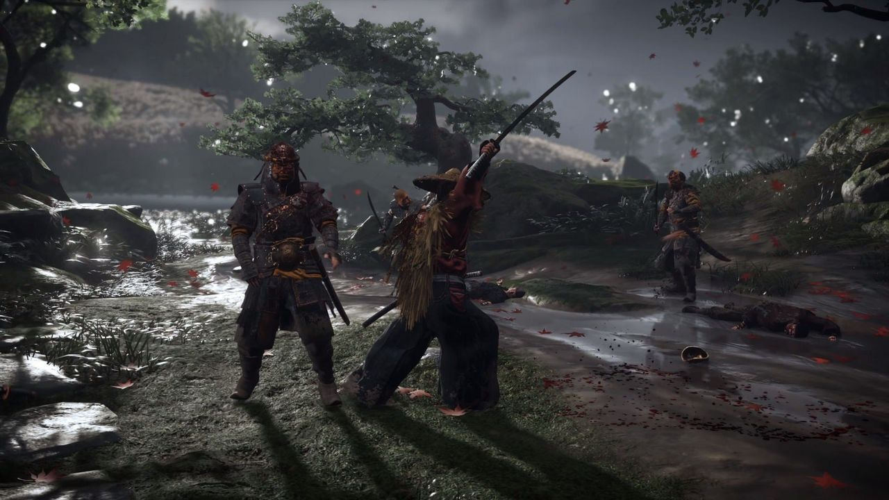 Đánh giá game Ghost of Tsushima 1