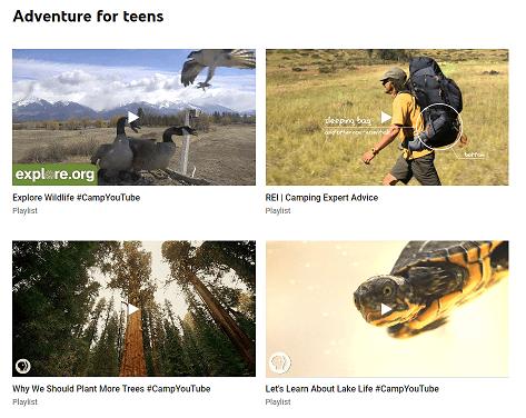 Camp YouTube - Trại hè trực tuyến cho trẻ học tiếng Anh và phát triển toàn diện 3