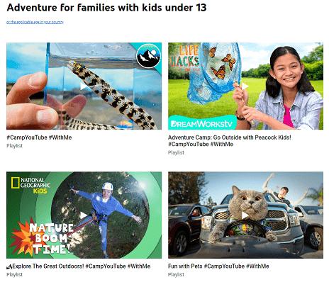 Camp YouTube - Trại hè trực tuyến cho trẻ học tiếng Anh và phát triển toàn diện 4