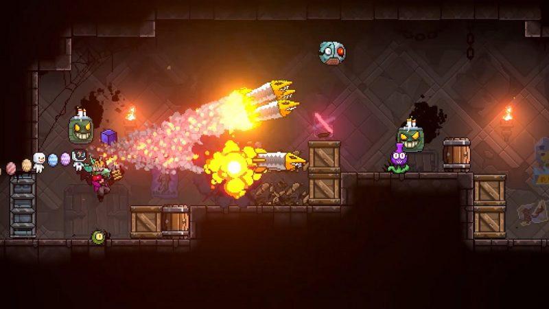 Đánh giá game Neon Abyss