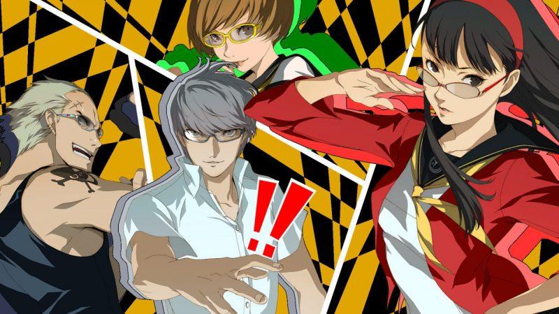 Đánh giá game Persona 4 Golden