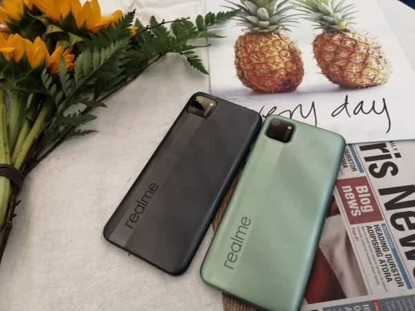 Realme C11 ra mắt, giá dưới 3 triệu đồng 3