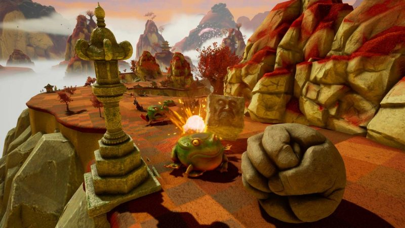 Đánh giá game Rock of Ages 3: Make & Break