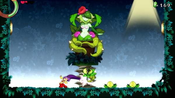 Đánh giá game Shantae and the Seven Sirens