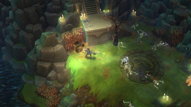 Đang miễn phí game Torchlight II