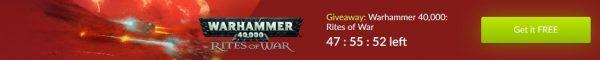 Tải ngay kẻo lỡ game chiến thuật kinh điển Warhammer 40000: Rites of War đang miễn phí ngắn hạn