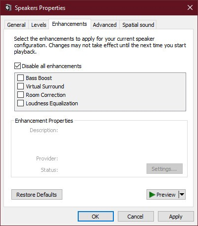 Windows 10 không nhận tai nghe: làm sao sửa? 1