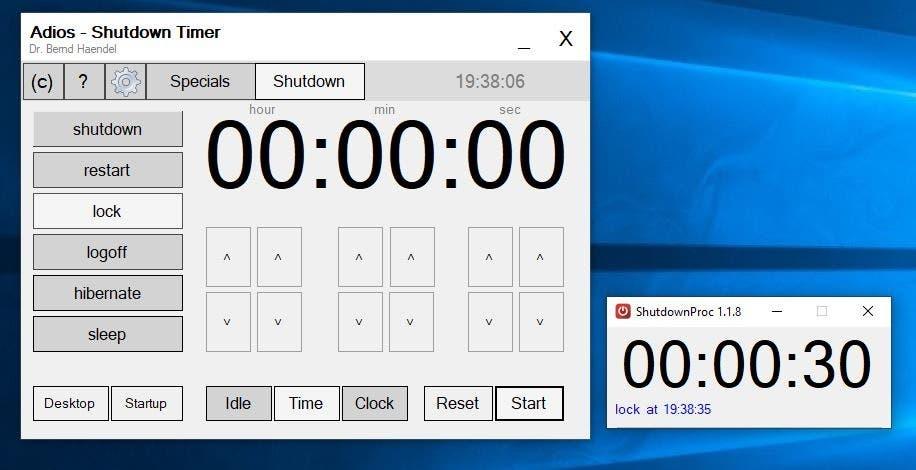 9 cách giúp hẹn giờ tắt máy trên Windows 10 16
