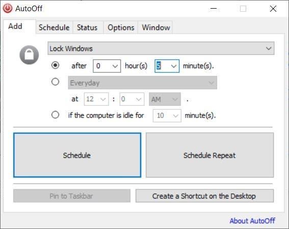 9 cách giúp hẹn giờ tắt máy trên Windows 10 18