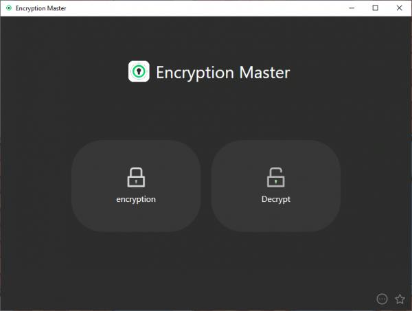 Encryption Master: Mã hóa văn bản, tập tin an toàn với nhiều thuật toán cao cấp 1