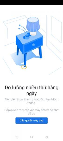 Google Measure: Dùng thử ứng dụng Đo lường của Google 1