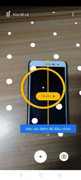 Google Measure: Dùng thử ứng dụng Đo lường của Google 3