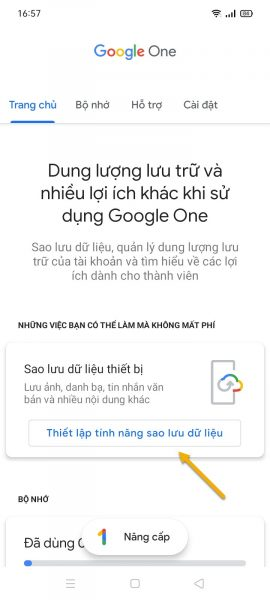 Cách sao lưu điện thoại Android của bạn