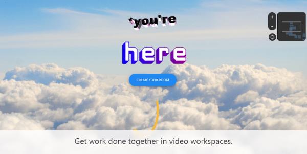 Here: Dịch vụ họp mặt trực tuyến với nhiều tiện ích thú vị 1
