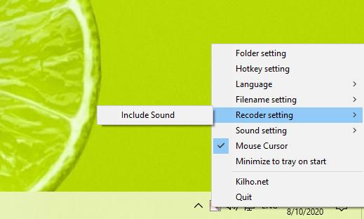 Kalmuri: Phần mềm chụp ảnh, quay video màn hình cực hay cho Windows 12