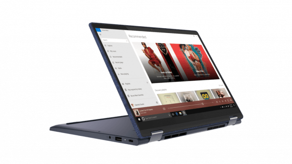 Lenovo ra mắt 5 mẫu laptop Lenovo Yogamới 7