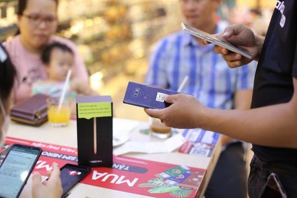 Galaxy Note20 chính thức lên kệ FPT Shop 3