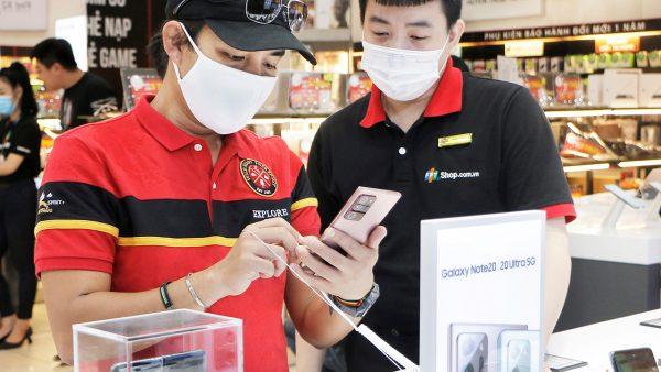 Galaxy Note20 chính thức lên kệ FPT Shop 5