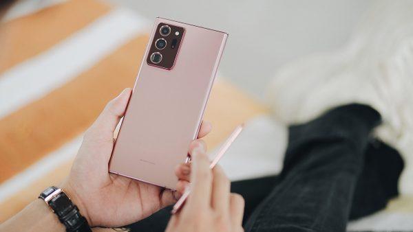 Galaxy Note20 chính thức lên kệ FPT Shop 1