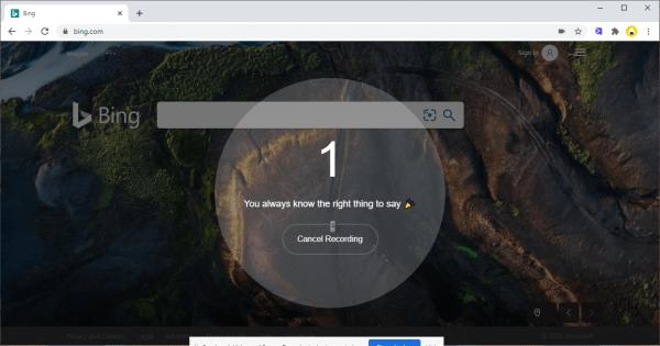 Cách quay video màn hình win 10 dạng workspace với Sendspark 4