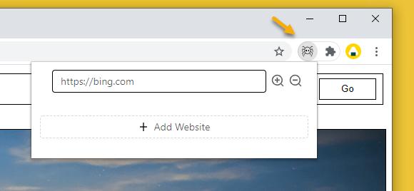 Cách mở nhiều trang web trong một tab trên Chrome 2