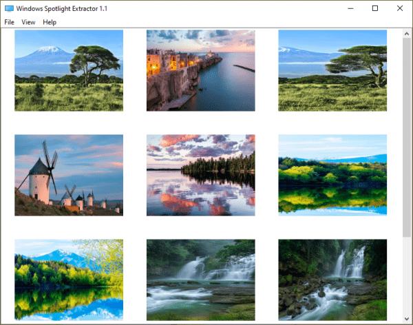 Thêm cách tải hình ảnh Windows Spotlight tuyệt đẹp trên Windows 10 1