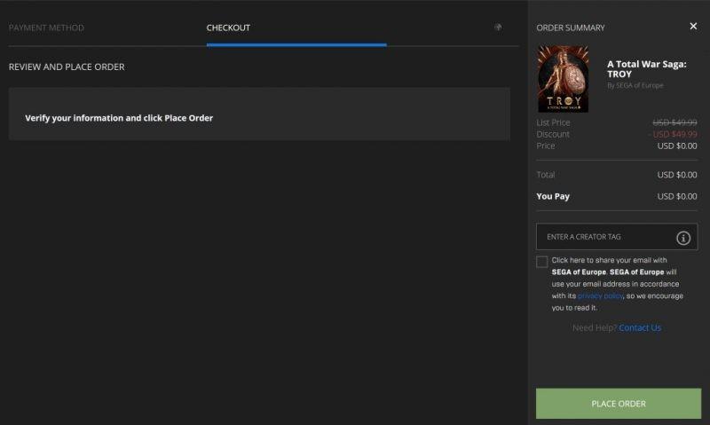 Tải ngay kẻo lỡ game chiến thuật A Total War Saga: TROY đang miễn phí chỉ 24 tiếng