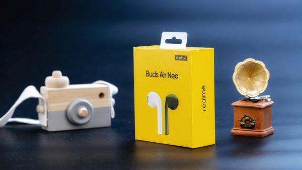 Realme giới thiệu tai nghe Realme Buds Air Neo, bán ra từ 28/08 3