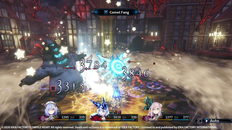 Đánh giá game Death end re;Quest 2