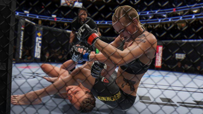 Đánh giá game EA Sports UFC 4