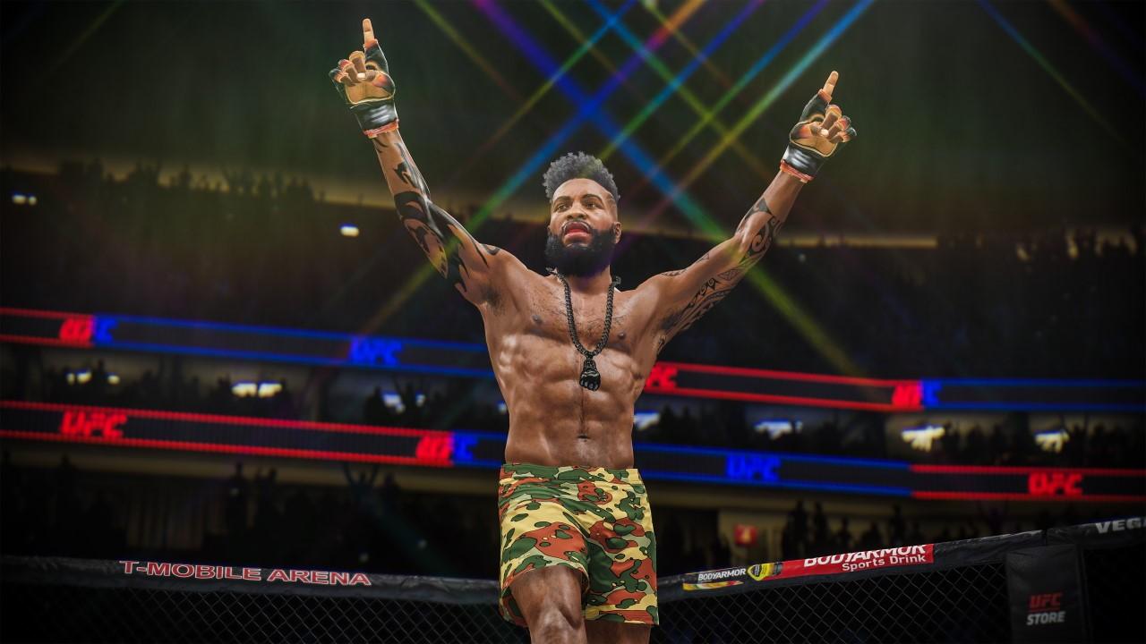 Đánh giá EA Sports UFC 4