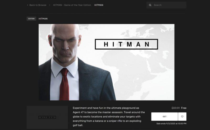 Đang miễn phí 2 game Hitman và Shadowrun Collection