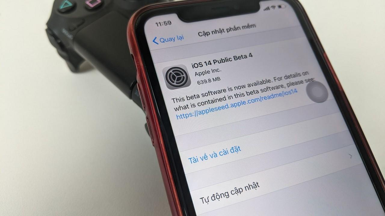 So sánh tốc độ iOS 14 beta 4 và iOS 13.6 1