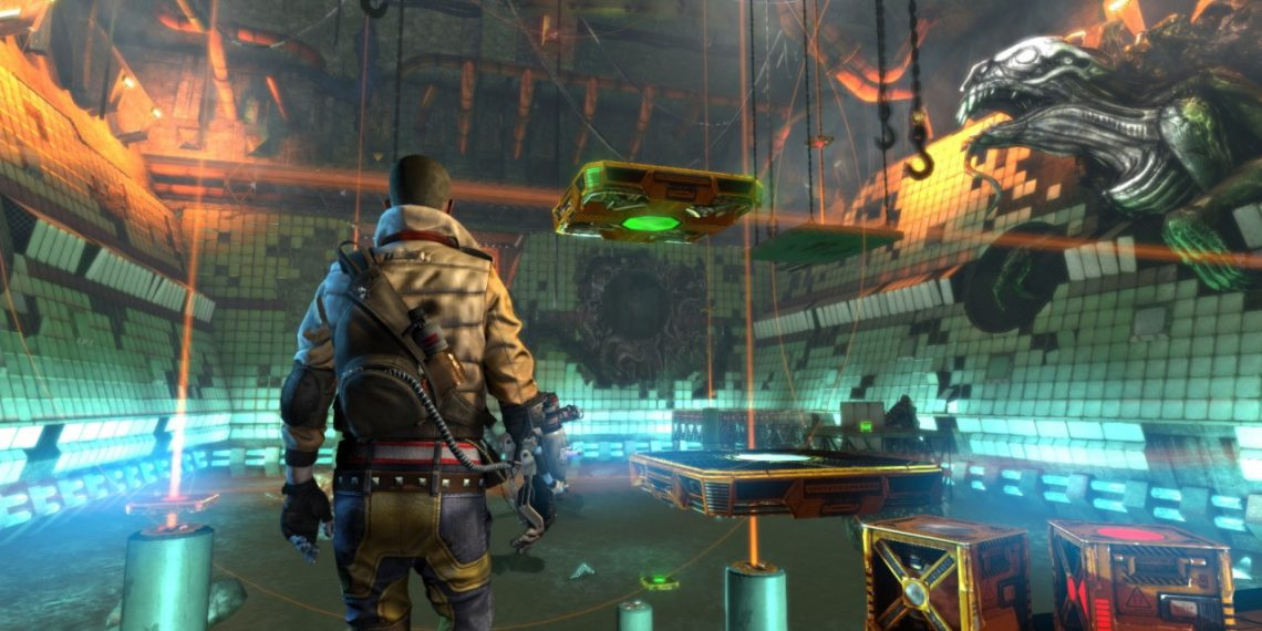 Đang miễn phí game Magrunner: Dark Pulse