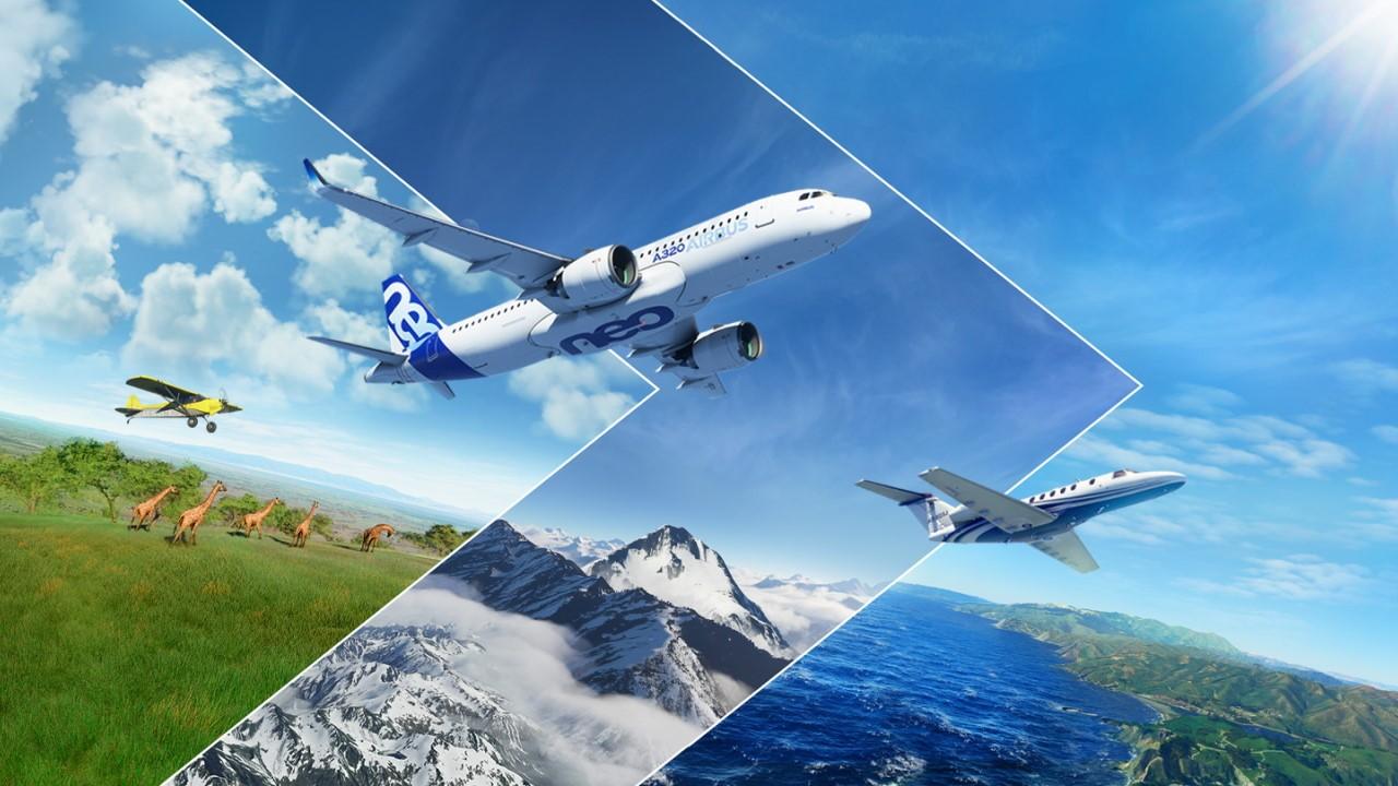 Đánh giá Microsoft Flight Simulator (2020)