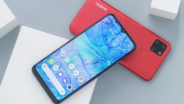 Chọn điện thoại pin 6.000mAh: Realme C12 hay Galaxy M21? 1