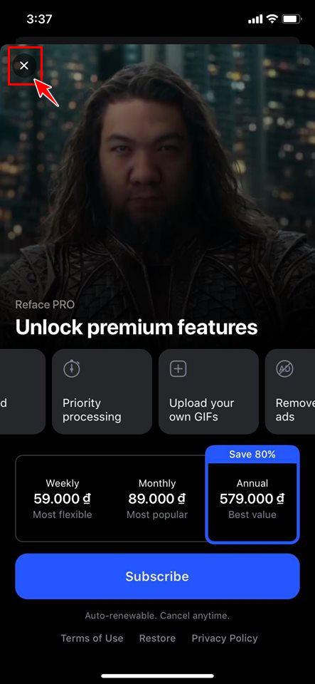 """ReFace: ứng dụng biến bạn thành Iron Man, Hulk trong """"1 nốt nhạc"""" 2"""