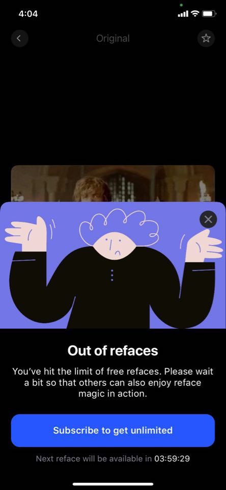 """ReFace: ứng dụng biến bạn thành Iron Man, Hulk trong """"1 nốt nhạc"""" 3"""