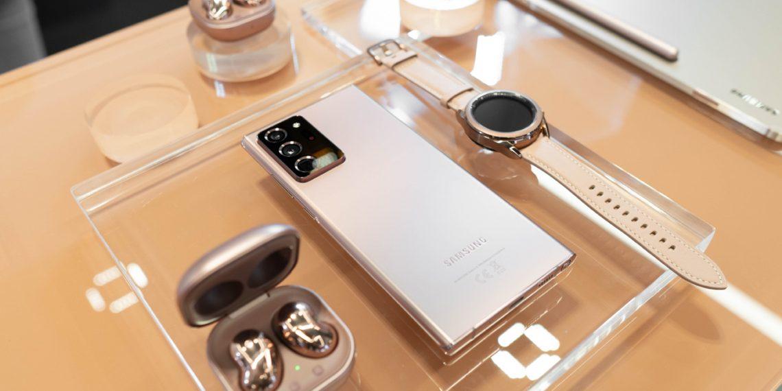 """Galaxy Note20 có giá từ 23,99 triệu, khách được """"Thu cũ đổi mới"""" và nhận quà 6 triệu đồng khi đặt trước tại FPT Shop"""