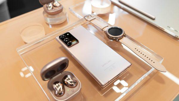 """Galaxy Note20 có giá từ 23,99 triệu, khách được """"Thu cũ đổi mới"""" và nhận quà 6 triệu đồng khi đặt trước tại FPT Shop 6"""