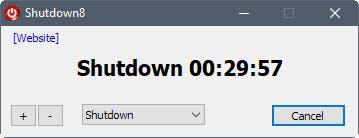 9 cách giúp hẹn giờ tắt máy trên Windows 10 17